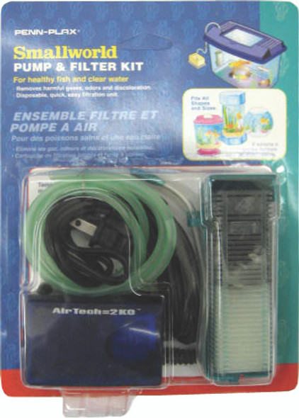 Aquarium Filter Pump & Kit