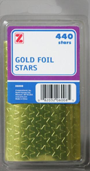 Foil Stars - Gold, 432 ct