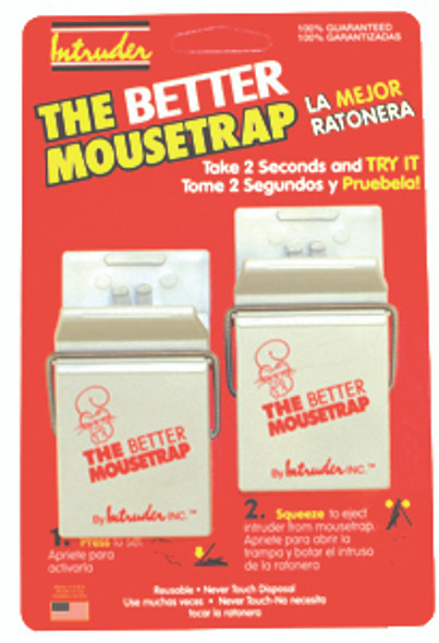 Better Mouse Trap - 2 pk