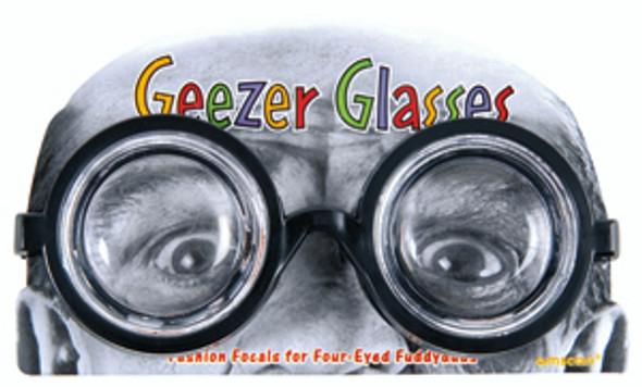 Geezer Glasses Party Favor
