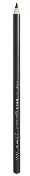 WNW Color Icon Kohl Liner Pencil - Baby's Got Black