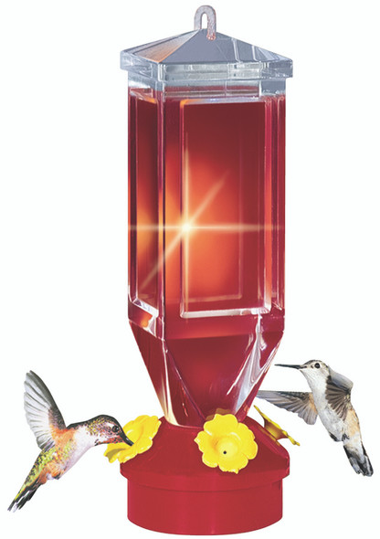 Hummingbird Lantern Plus Feeder Station - 18 oz