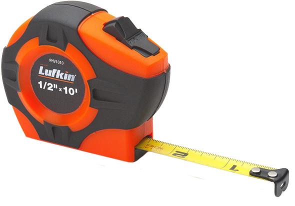 "Tape Measure - 1/2""x10', Orange"