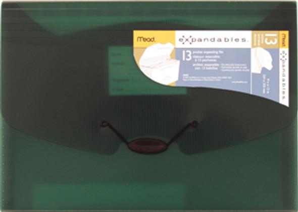 "Expandable File Folder - Expandable Envelope - Asst, 9x13"""