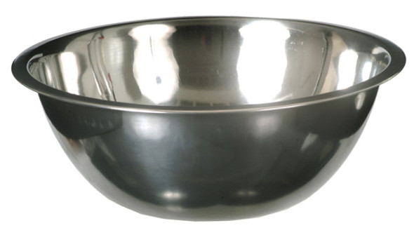 Stainless Steel Bowl - 2.5 qt