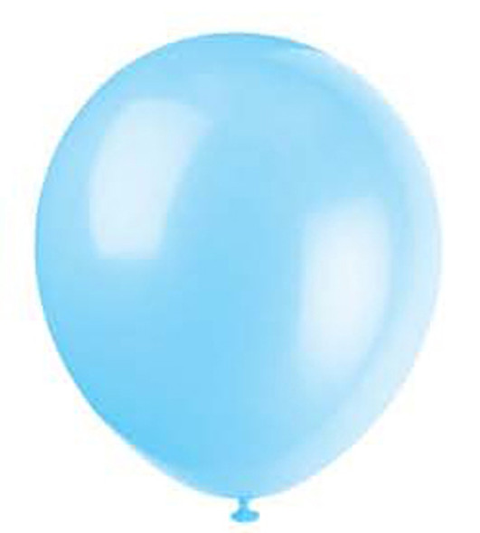 "12"" Balloon - Baby Blue, 12"""