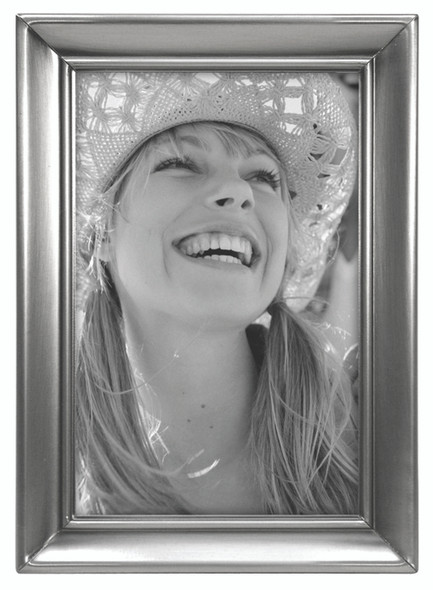 "Concourse 4 x 6"" Pewter Photo Frame - Pewter, 4x6"""