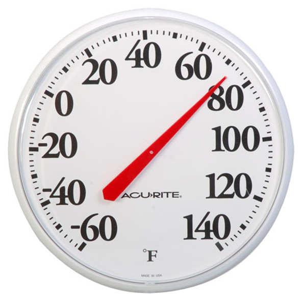"""Outdoor Thermometer - 12.5"""""""