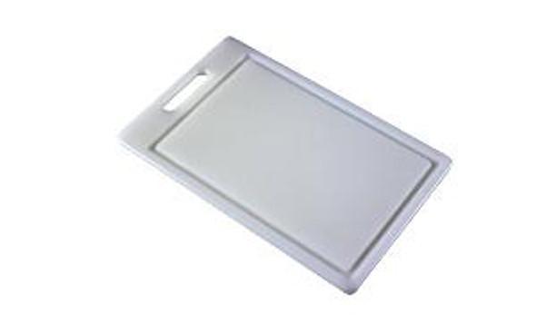 "Polethylene Cutting Board - 10x15 1/2"", White"