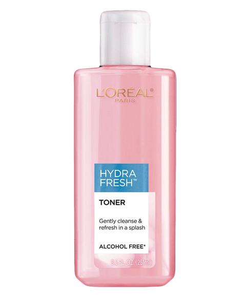 L'Oreal HydraFresh Skin Toner - 8.5oz