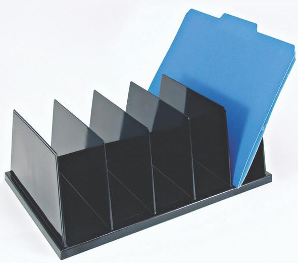 Standard Desk Sorter - Black, Large