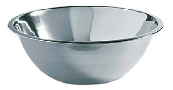 Stainless Steel Bowl - 7 qt