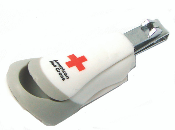 American Red Cross Nail Clipper w/Magnifier