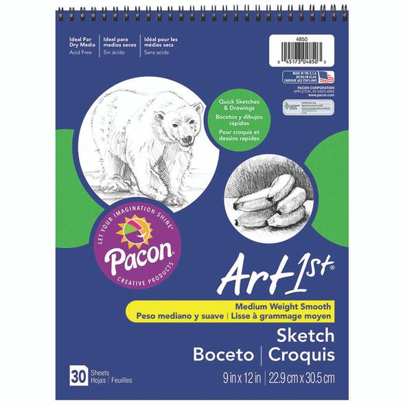 "Art1st Sketch Book - 9 x 12"""