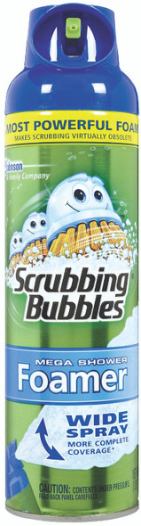 Scrubbing Bubbles Mega Shower Foamer Cleaner - 20 oz