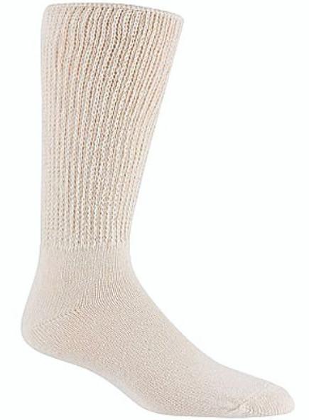 Men's Therapeutic Sock -  Natural 2 pk