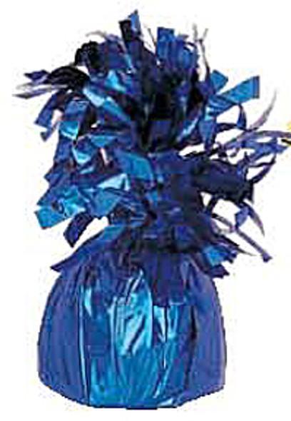 Foil Balloon Weight - Royal Blue, 6.2 oz