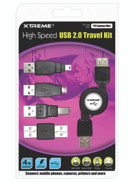 Universal USB Travel Kit