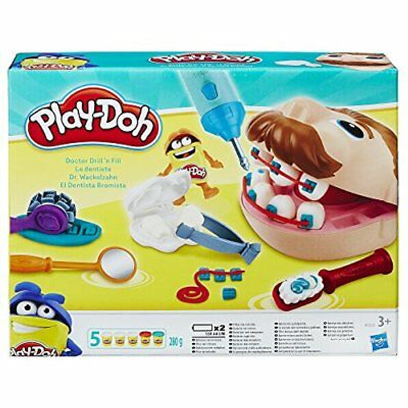 Play-doh Dr. Drill n Fill