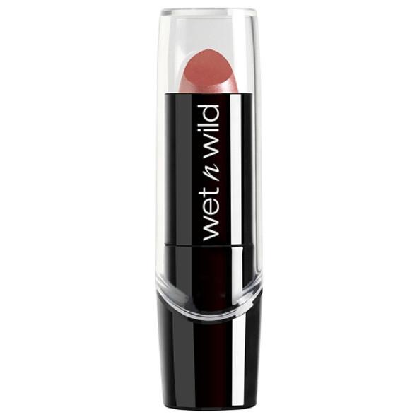 WNW Silk Finish Lipstick - Dark Pink Frost