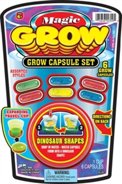 Magic Grow Capsules - Asst