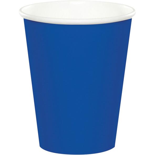 Hot / Cold Cups - Cobalt, 9oz