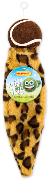 Ruffin It Wild Tailz Cat Toy - Asst