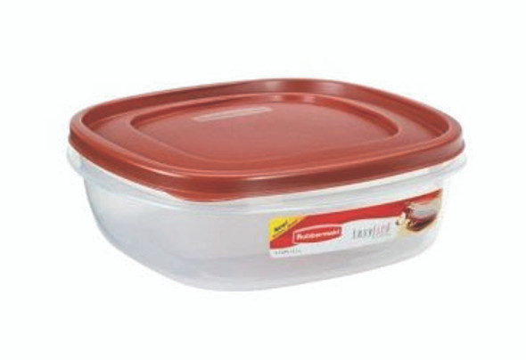 EZ Find Lid Food Storage Container - Chili, 9 cup