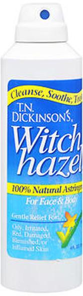 T.N. Dickinson's Witch Hazel - 6 oz