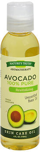 Nature's Truth Avocado Skin Care Oil - 4 oz