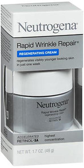 Neutrogena Rapid Wrinkle Repair Regenerating Cream - 1.7 oz