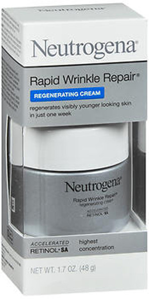Neutrogena Rapid Wrinkle Repair Regenerating Cream - 1.7 oz