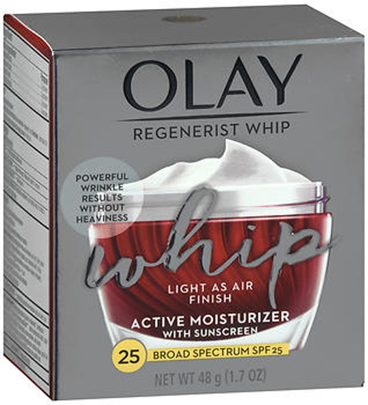 Olay Regenerist Whip Active Moisturizer with Sunscreen SPF 25 - 1.7 oz