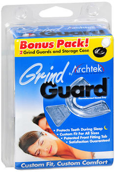 Archtek Grind Guard Dental Tray - 2 ct