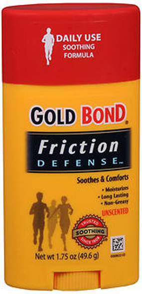 Gold Bond Friction Defense Stick Unscented - 1.75 oz