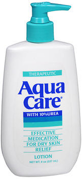 Aqua Care Lotion for Dry Skin - 8 oz