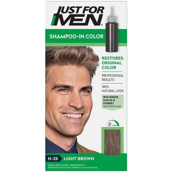 JUST FOR MEN Original Formula Haircolor H25 Light Brown