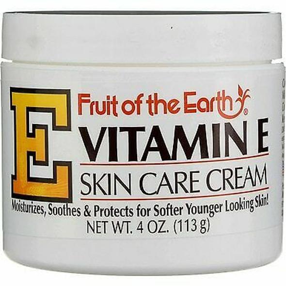 Fruit of the Earth Vitamin E Skin Care Cream - 8 oz