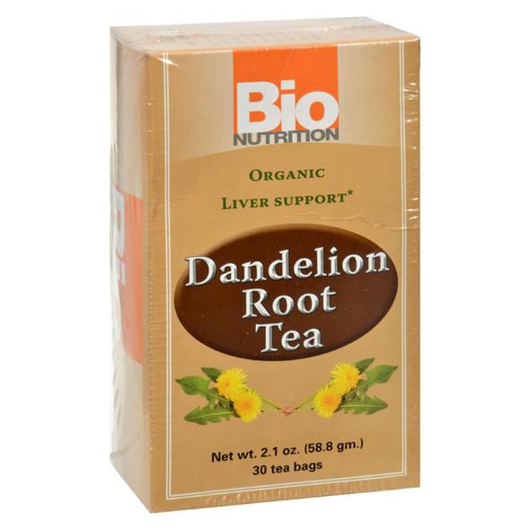Bio Nutrition Tea - Dandelion Root - 30 Bags