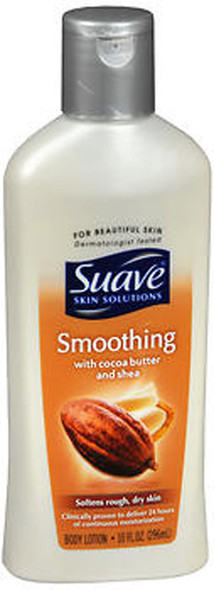Suave Body Lotion Cocoa Butter With Shea - 10 oz