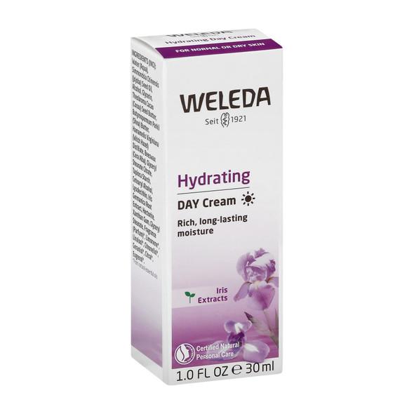 Weleda Day Cream - Hydrating Iris - 1 Fl Oz