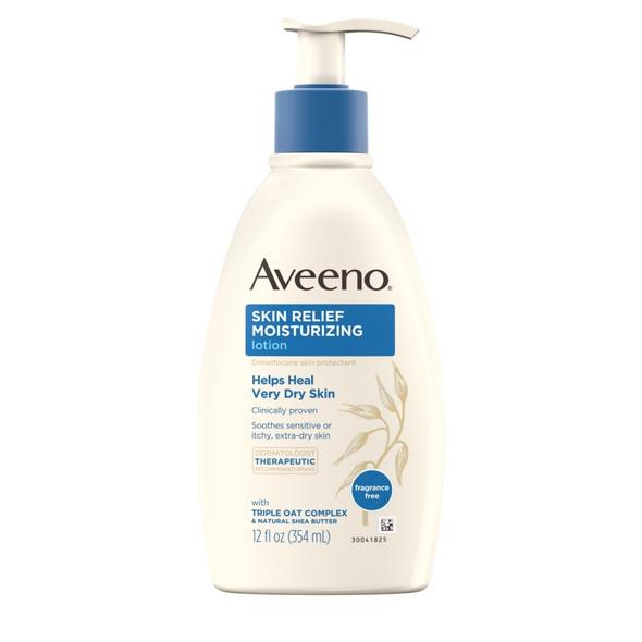 Aveeno Active Naturals Skin Relief Moisturizing Lotion - 12 oz