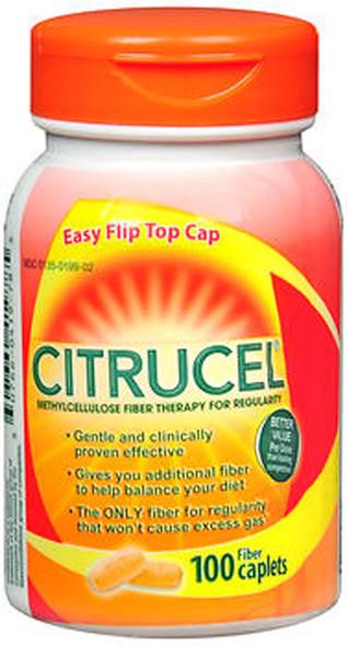 Citrucel Smartfiber Caplets - 100 ct