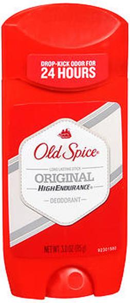 Old Spice High Endurance Deodorant Stick Original - 3 oz