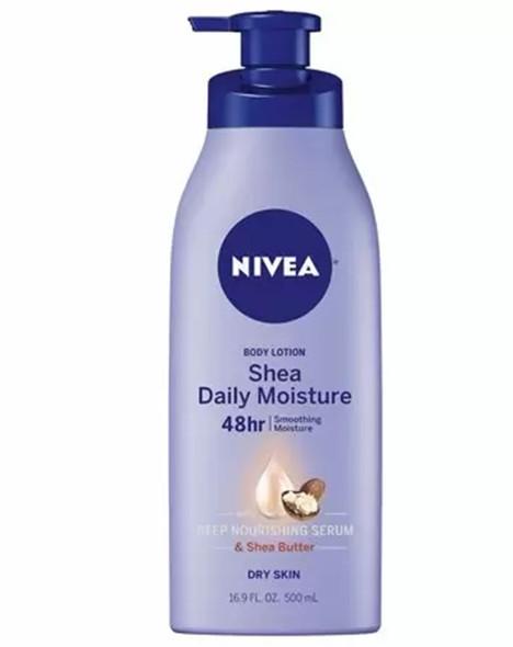 Nivea Smooth Sensation Body Lotion - 16.9 oz