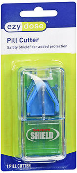Ezy Dose Safety Shield Tablet Cutter - 1 ea.