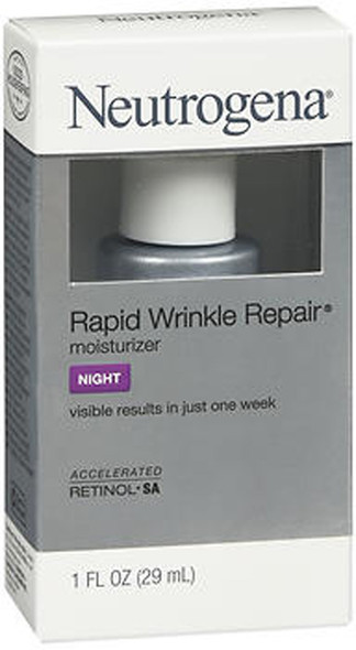 Neutrogena Rapid Wrinkle Repair Moisturizer Night - 1 oz