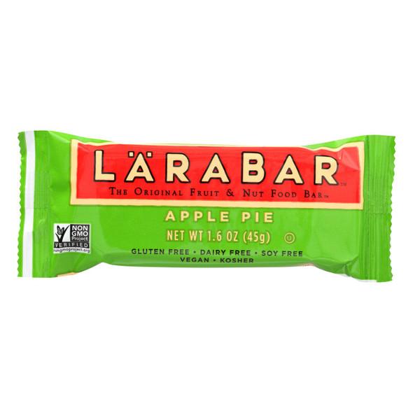 Larabar - Apple Pie - Case Of 16 - 1.6 Oz