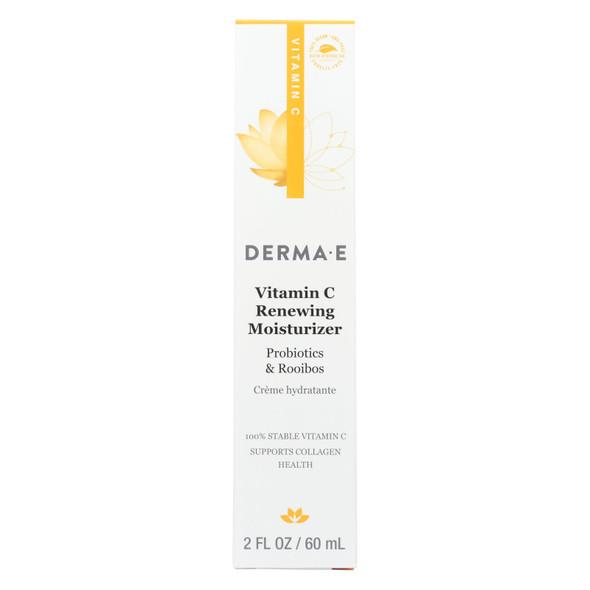 Derma E Vitamin C - Renewing Moisturize - 2 Fl Oz