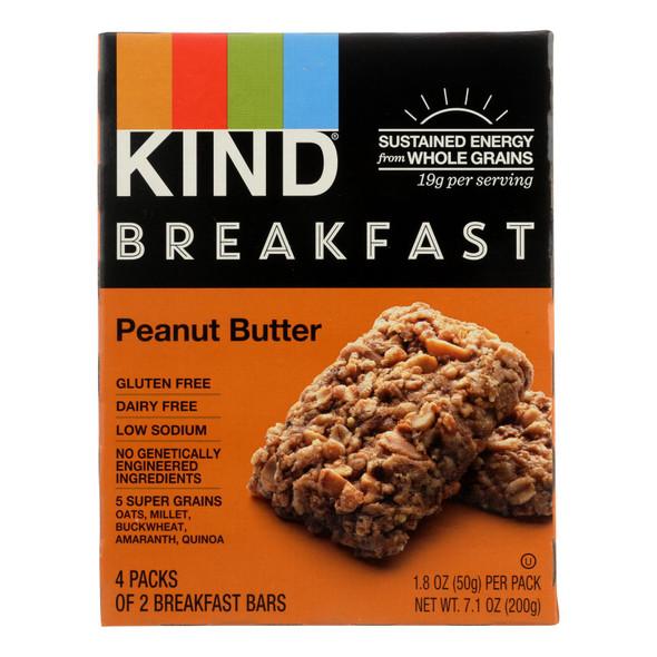 Kind Peanut Butter - Case Of 8 - 1.8 Oz.